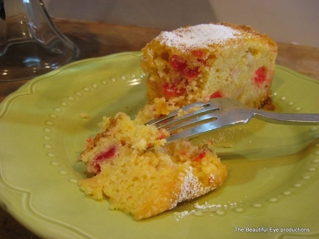 Old-fashioned Cherry Cake Recipes Delia Online 98